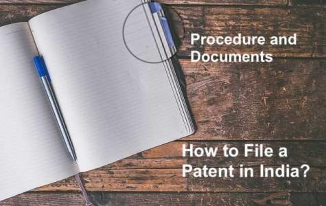 How to file patent in India, patent filing in India