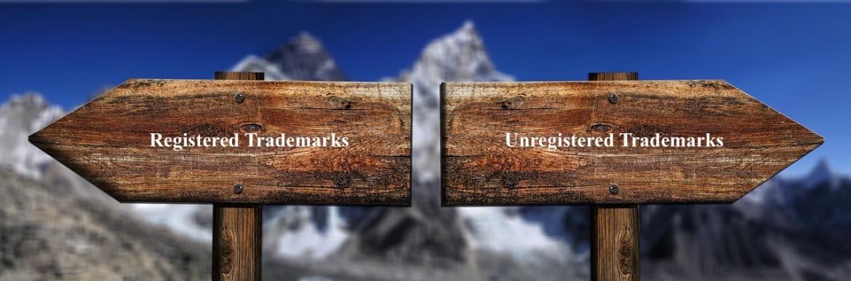 Registered Trademark, Unregistered Trademark
