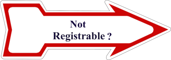Registered Trademark, Not Registrable in India, Cannot be Registered