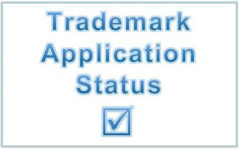 Check Trademark Status | Your Trademark Application Status