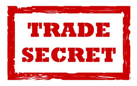 tradesecrets, trade secrets