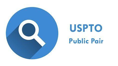 USPTO PUBLIC PAIR SEARCH